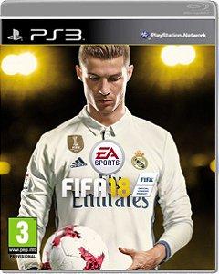 Fifa 18 (FIFA 2018) - Ps3