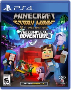 Minecraft: Story Mode - The Complete Adventure - ps4