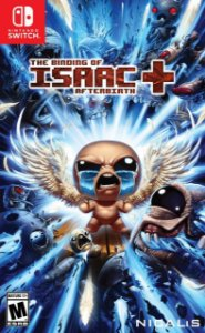 The Binding of Isaac: Afterbirth+ - Switch