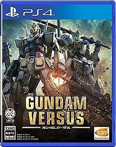 Gundam Versus - PS4