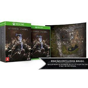 Game Sombras da Guerra ED.LIMITADA - xbox one