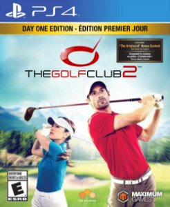 The Golf Club 2: Day 1 Edition - Ps4