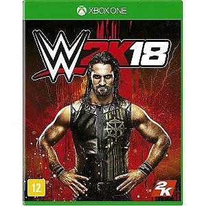 Game - WWE 2K18 - Xbox One