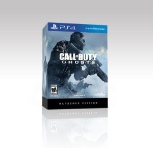Call of Duty Ghosts Hardened Edition - Ps4