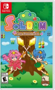 Soldam Drop, Connect, Erase - Switch