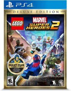 lego marvel super heroes deluxe - Ps4