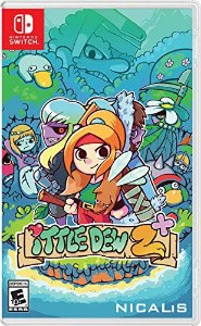 Ittle Dew 2+ - Switch