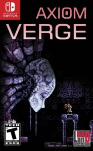 Axiom Verge - Standard Edition - Switch