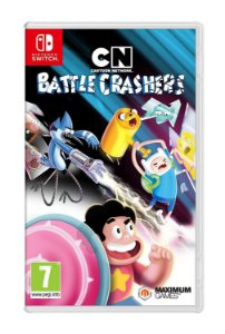 Cartoon Network Battle Crashers - Switch