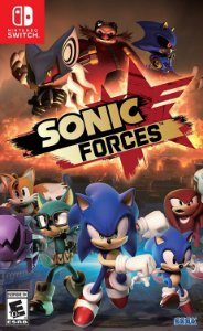 Sonic Forces Standard Edition - Switch