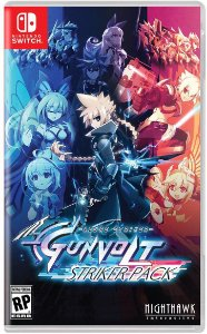 Azure Striker Gunvolt: STRIKER PACK - Switch