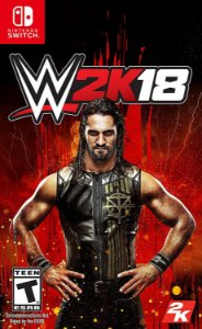 Wwe 2K18 - Switch