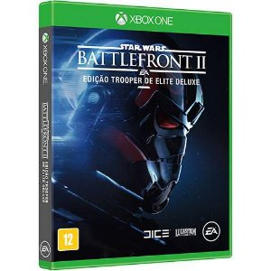 Star Wars Battlefront II Elite Trooper Deluxe Edition - Xbox One