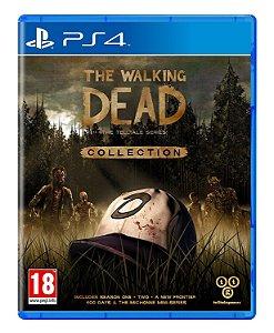 The Walking Dead - Telltale Series: Coleção - PS4