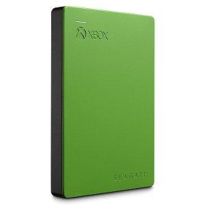 HD Externo Seagate 4 TB para Microsoft Xbox Verde