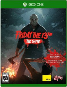 Friday The 13TH The Game - Xbox one