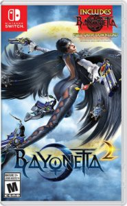 Bayonetta 2 (with Bayonetta 1 DLC) - switch