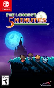The Longest Five Minutes Limited Edition - Switch