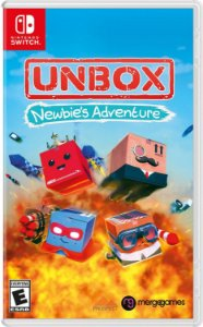 Merge Games Unbox Newbies Adventure -  Switch