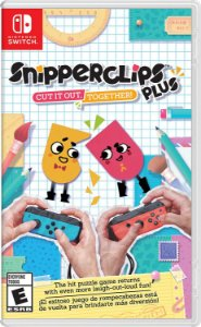 Snipperclips Plus Cut it out, Together! -  Switch