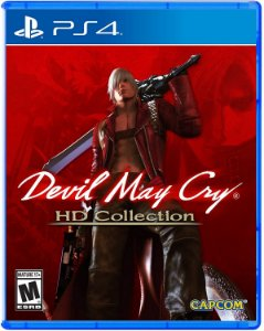 Devil May Cry HD Collection - PS4
