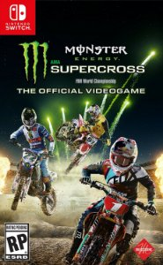 Monster Energy Supercross (The Official Videogame) - Switch