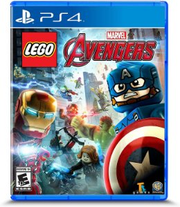 Lego Marvel Vingadores Avengers - PS4