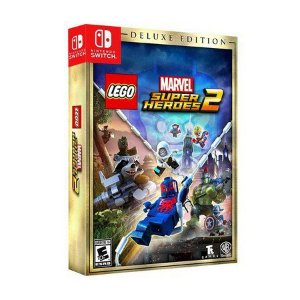LEGO Marvel Super Heroes 2 (Deluxe Edition) - Switch