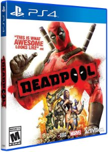Jogo Deadpool: The Game - PS4