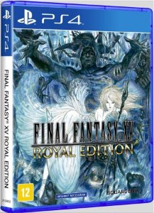 Jogo Final Fantasy XV (Royal Edition) - PS4