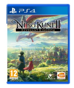 Jogo Ni no Kuni II: Revenant Kingdom - PS4