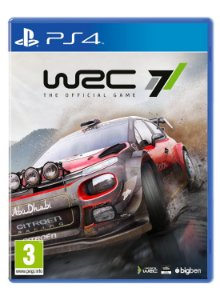 Jogo WRC 7: FIA World Rally Championship - PS4