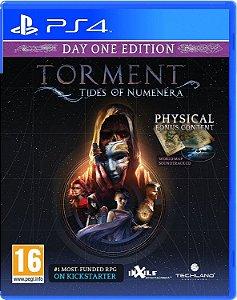 Torment: Tides Of Numenera (Edição Day One) - Ps4