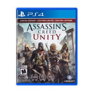 Assassins Creed Unity (Limited Edition) - Ps4