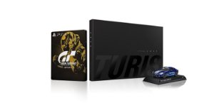 Gran Turismo: Sport Collector's Edition - Ps4