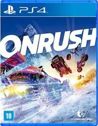 Game Onrush - PS4
