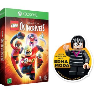 Game Lego Os Incríveis Ed. Especial - Xbox One