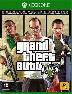 Grand Theft Auto 5 - Premium Online Edition (GTA 5) - Xbox One