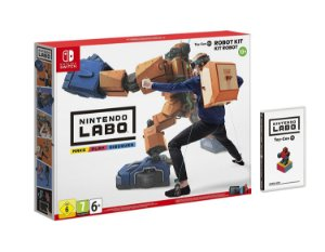 Nintendo Labo Toy-Con 02 (Robot Kit) - Switch