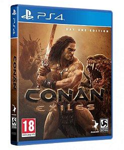 Game Conan Exiles - PS4