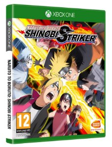 Jogo Naruto to Boruto: Shinobi Striker - Xbox One
