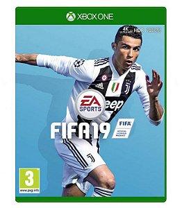 Jogo Fifa 19 (FIFA 2019) - Xbox One