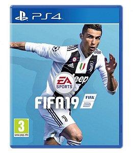 Jogo Fifa 19 (FIFA 2019) - PS4