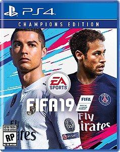 FIFA 19 Champions Edition (FIFA 19) - PS4