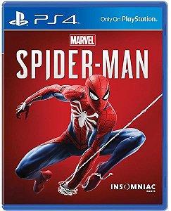 Jogo Marvel's Spider-Man - PS4