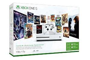 Console Xbox One s 1tb 3 meses de Live gold + 3 meses de Gamepass