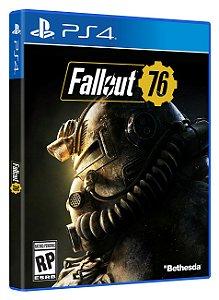 Gmae Fallout 76 - PS4