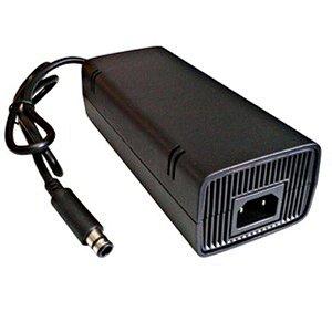 Fonte Xbox 360 Super Slim Original Microsoft 110v Nova 1pino
