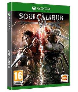 Jogo SoulCalibur VI - Xbox One
