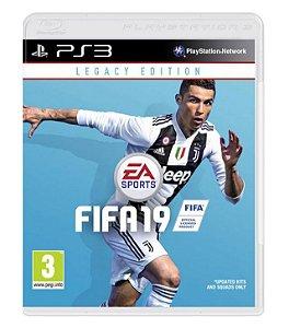 Jogo Fifa 19 (FIFA 2019) - PS3